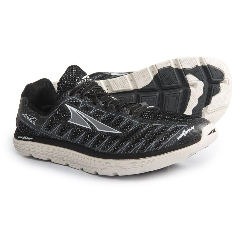 アルトラ レディース ランニング・ウォーキング シューズ・靴【One V3 Running Shoes】Black