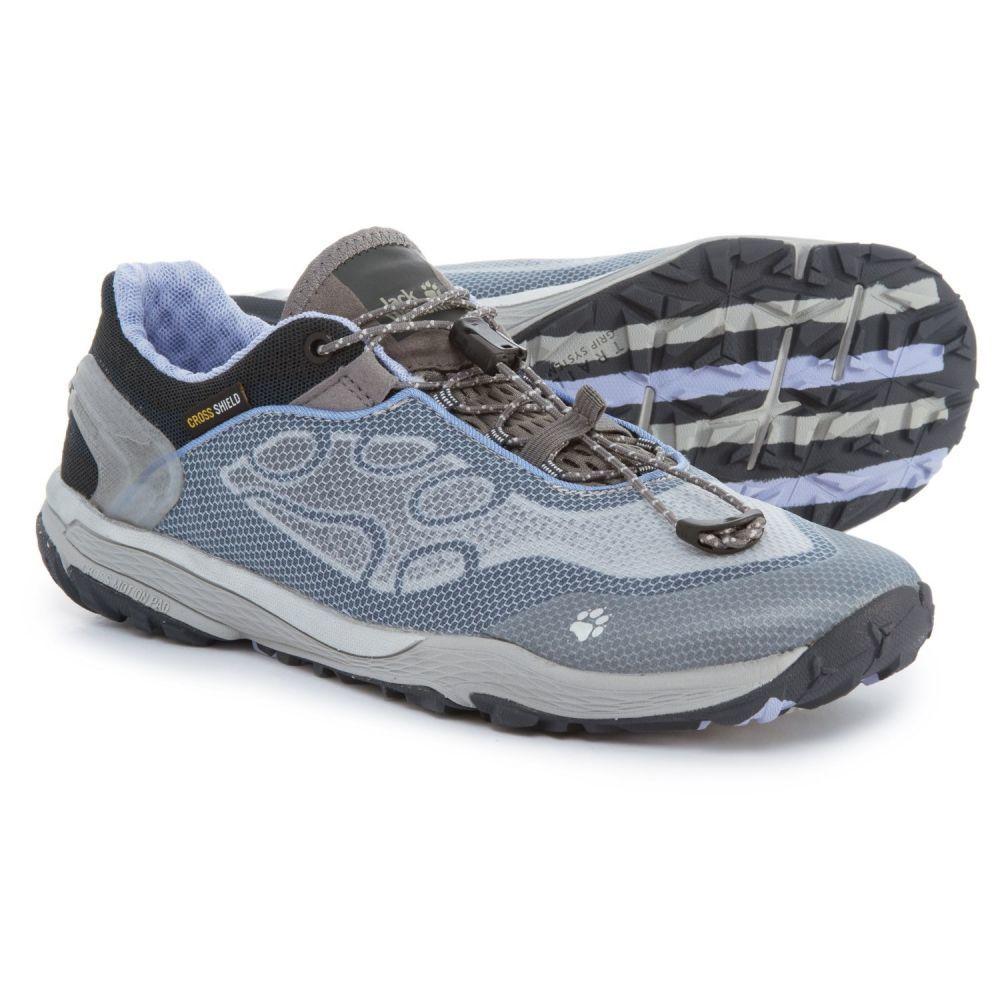 人気特価 ジャックウルフスキン レディース ランニング Haze・ウォーキング シューズ・靴 Shoes】Grey【Crosstrail Shield Low レディース Trail Running Shoes】Grey Haze, Herakles:11557064 --- gipsari.com