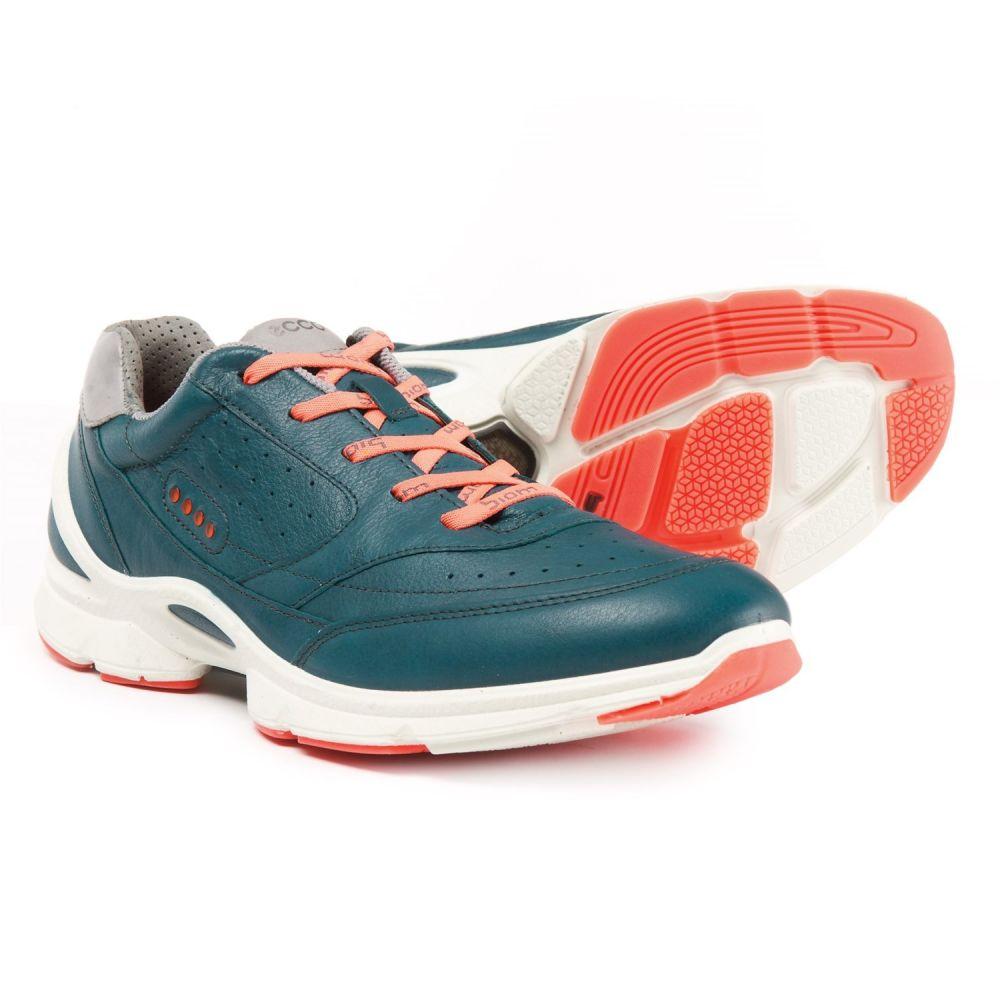 エコー レディース ランニング・ウォーキング シューズ・靴【BIOM Evo Trainer Cross Training Shoes】Sea Port/Coral