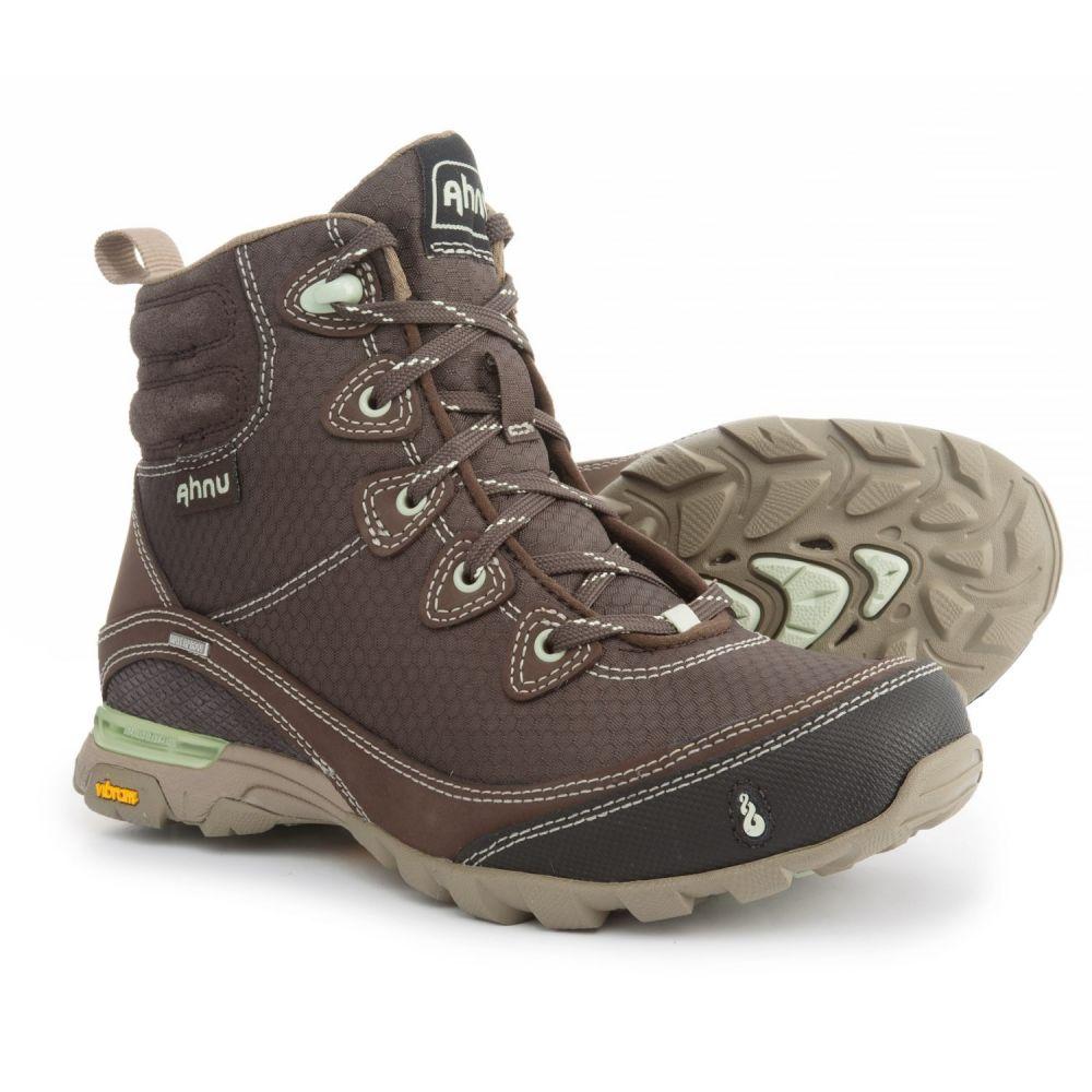アニュ レディース ハイキング・登山 シューズ・靴【Sugarpine Hiking Boots - Waterproof】Mulch