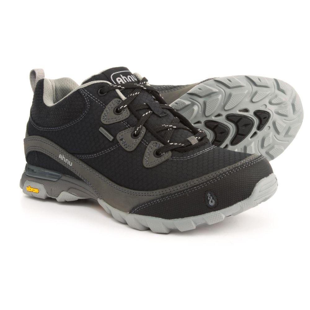 アニュ レディース ハイキング・登山 シューズ・靴【Sugarpine Hiking Shoes - Waterproof】New Black