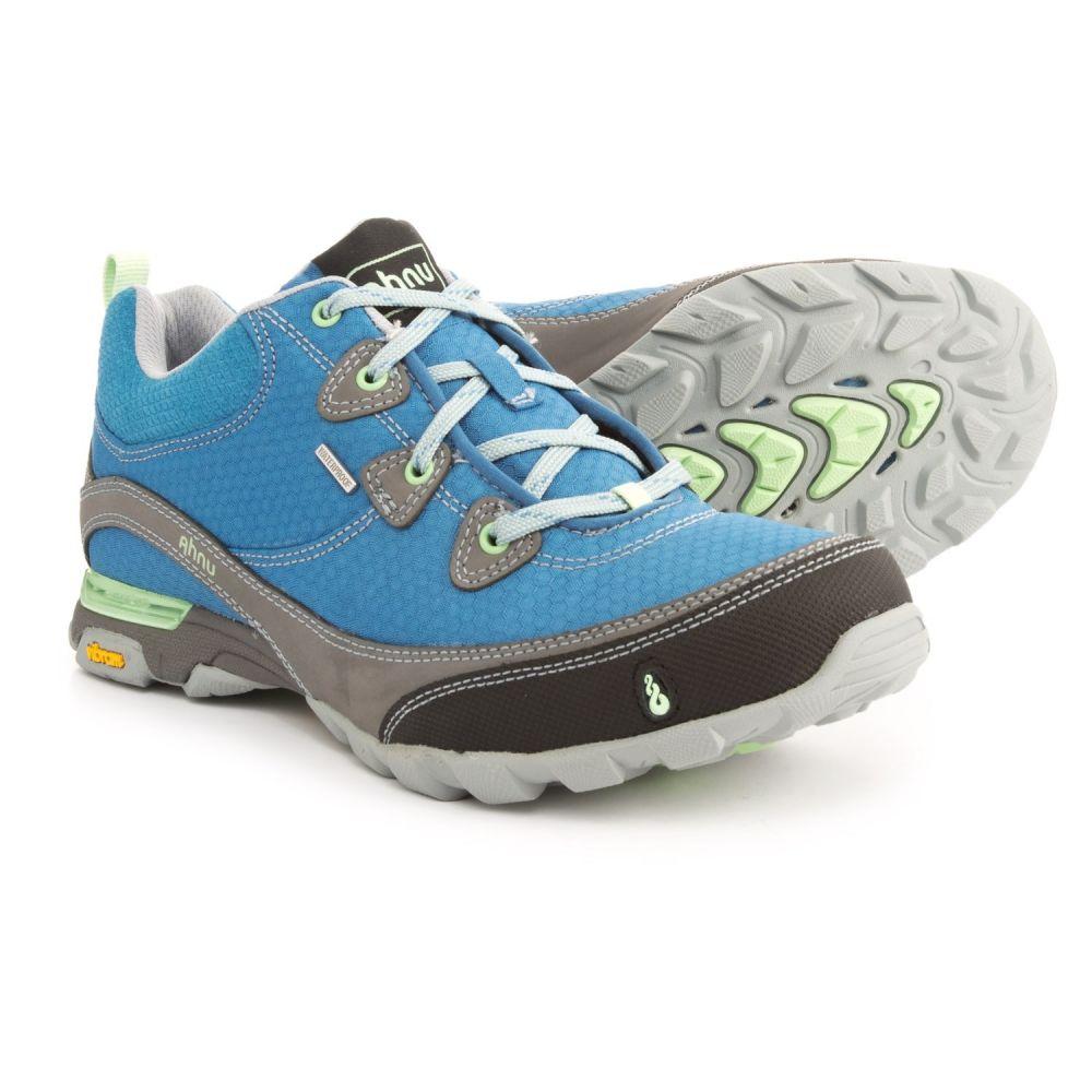 アニュ レディース ハイキング・登山 シューズ・靴【Sugarpine Hiking Shoes - Waterproof】Blue Star