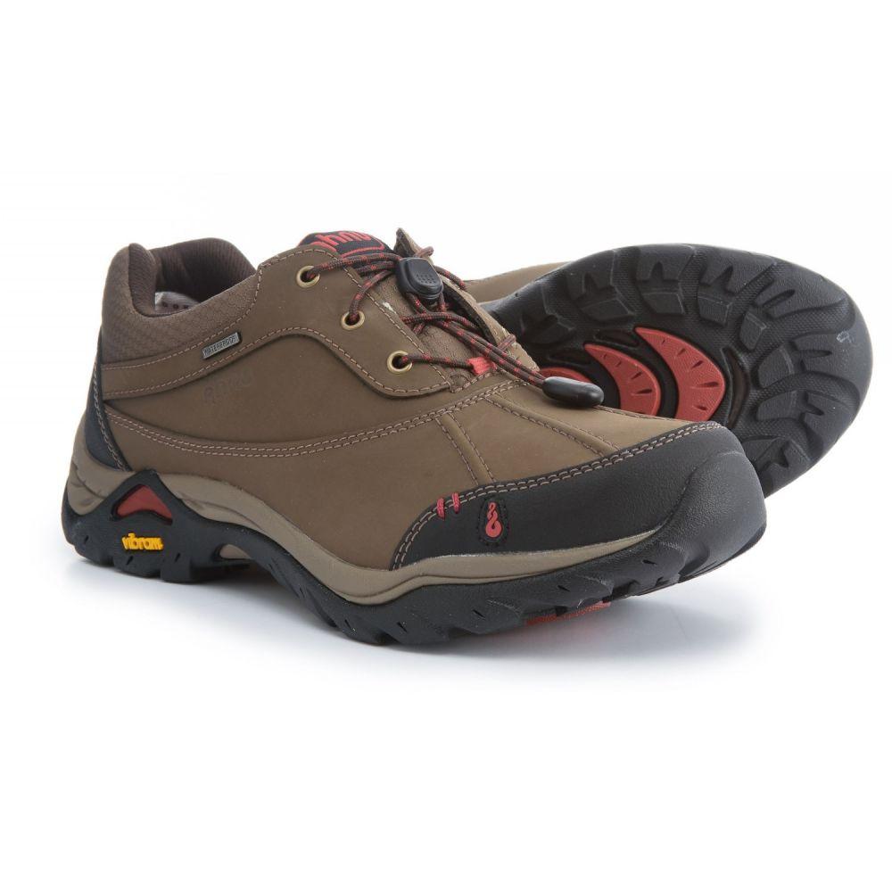 アニュ レディース ハイキング・登山 シューズ・靴【Calaveras Hiking Shoes - Waterproof, Leather】Muir Woods