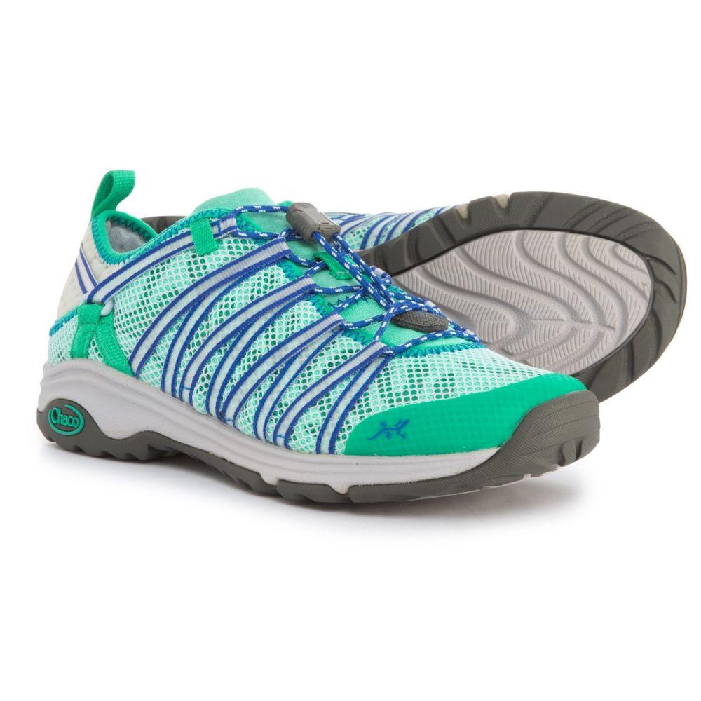 【コンビニ受取対応商品】 チャコ レディース 1.5 シューズ・靴 ウォーターシューズ Evo【OutCross シューズ・靴 Evo 1.5 Water Shoes】Aqua, 柴田郡:73443c3d --- clftranspo.dominiotemporario.com
