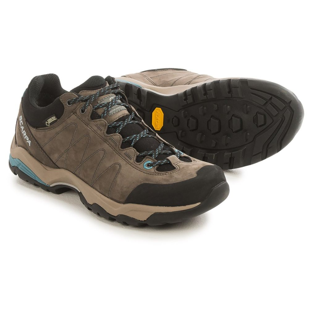 スカルパ レディース ハイキング・登山 シューズ・靴【Moraine Plus Gore-Tex Hiking Shoes - Waterproof, Nubuck】Charcoal/Air