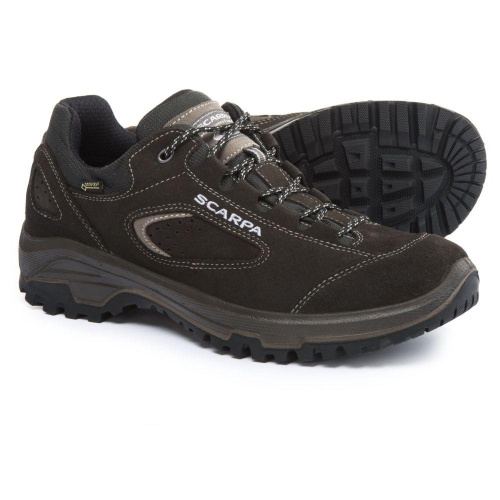 スカルパ レディース ハイキング・登山 シューズ・靴【Stratos Gore-Tex Hiking Shoes - Waterproof】Dark Gray