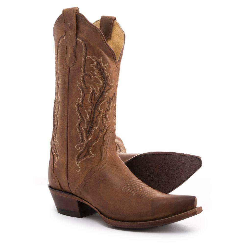 ナコナ レディース シューズ・靴 ブーツ【Marigold Cowboy Boots - 11, Pointed Toe】Tan