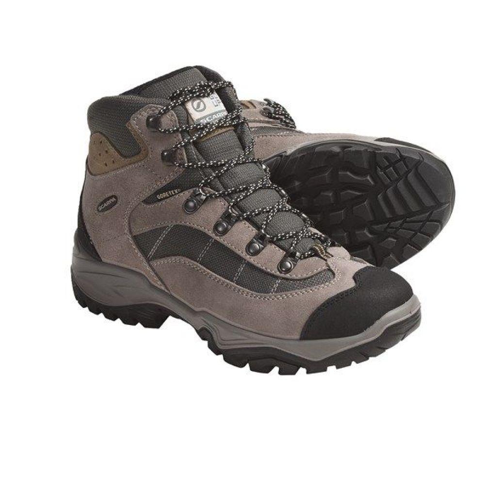 スカルパ レディース ハイキング・登山 シューズ・靴【Mistral Gore-Tex Hiking Boots - Waterproof】Smoke/Polar