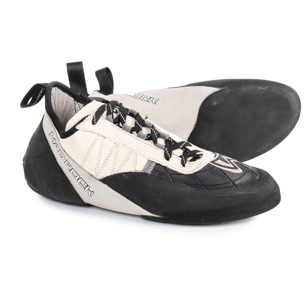 マッドロック レディース クライミング シューズ・靴【Mugen Tech Lace 2.0 Climbing Shoes】Grey/Black