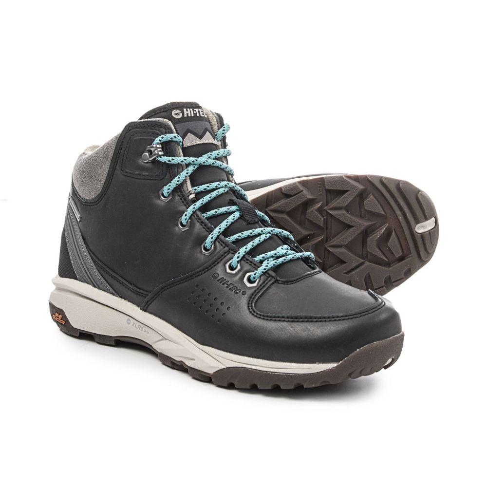 全商品オープニング価格! ハイテック Waterproof】Black レディース ハイキング・登山 Hiking ハイテック シューズ・靴【Wildlife Lux I Hiking Boots - Waterproof】Black, Barbizon バルビゾン:9fc02125 --- konecti.dominiotemporario.com