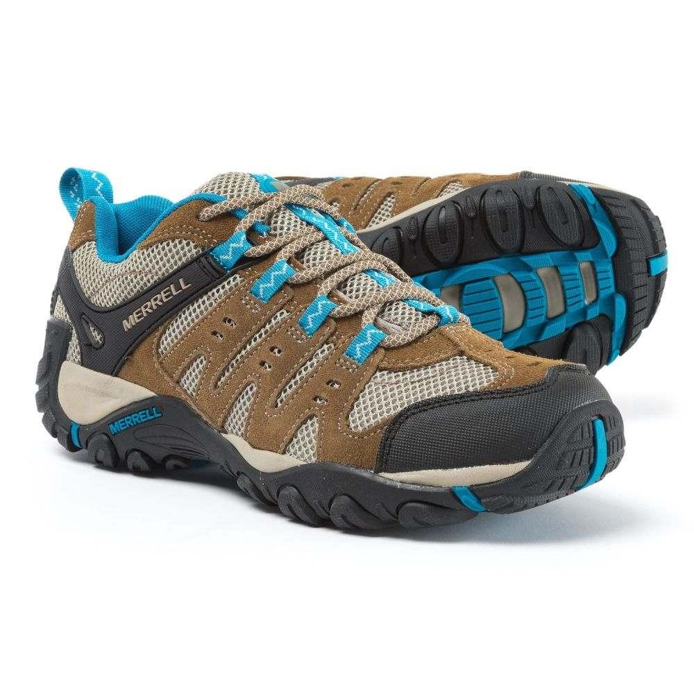 メレル レディース ハイキング・登山 シューズ・靴【Accentor Hiking Shoes】Kangaroo/Celestial