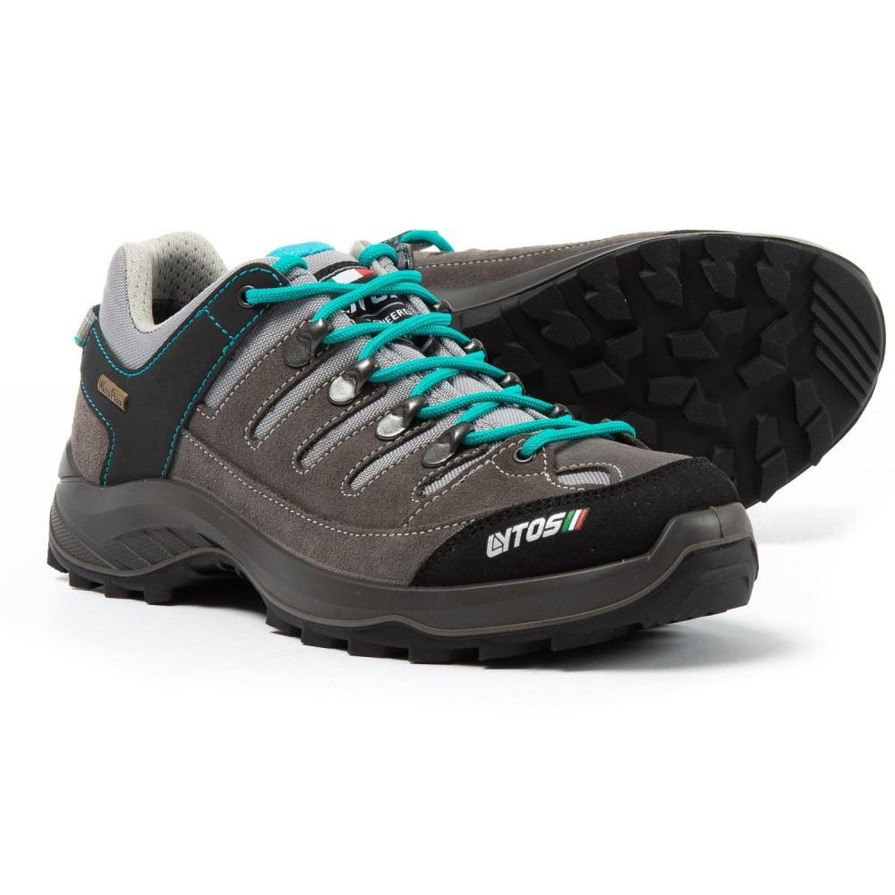 レイトス Lytos レディース ハイキング・登山 シューズ・靴【Made in Europe Onex Jab Hiking Shoes - Waterproof】Boston/Blue Light