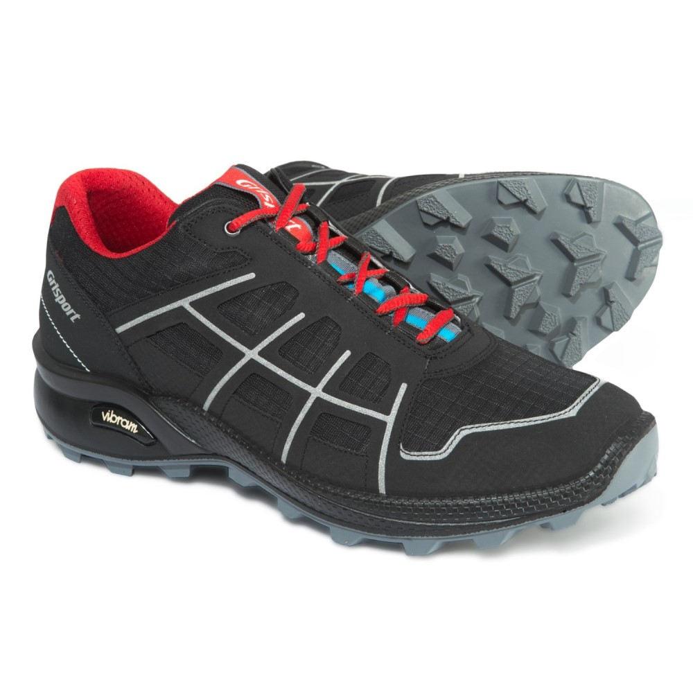 グリスポーツ Grisport メンズ ランニング・ウォーキング シューズ・靴【Quick Trail Running Shoes】Black