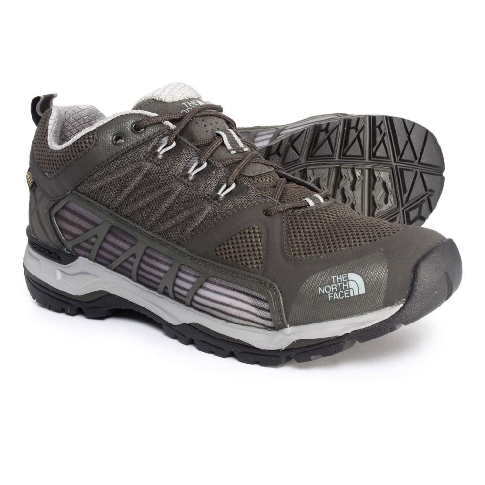 ザ ノースフェイス The North Face メンズ ハイキング・登山 シューズ・靴【Ultra Gore-Tex Surround Hiking Shoes - Waterproof】Beluga Grey/Griffin Grey