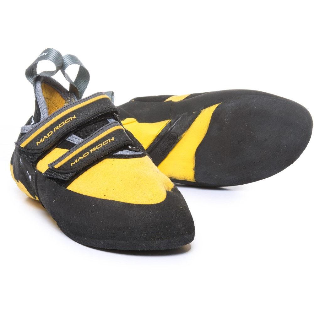 マッドロック Mad Rock レディース クライミング シューズ・靴【Flash 2.0 Climbing Shoes】Yellow
