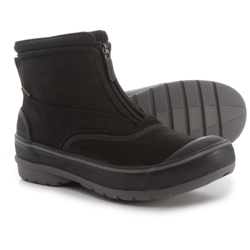 クラークス Clarks レディース ハイキング・登山 シューズ・靴【Muckers Hike Winter Boots】Black Nubuck