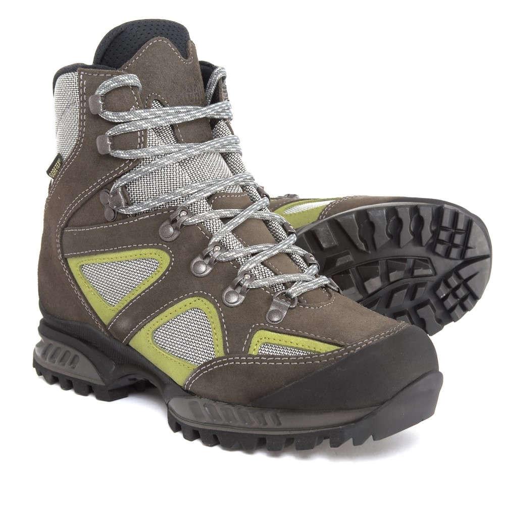 ハンワグ Hanwag レディース ハイキング・登山 シューズ・靴【Made in Italy Yellowstone II Gore-Tex Hiking Boots - Waterproof】Pistacchio