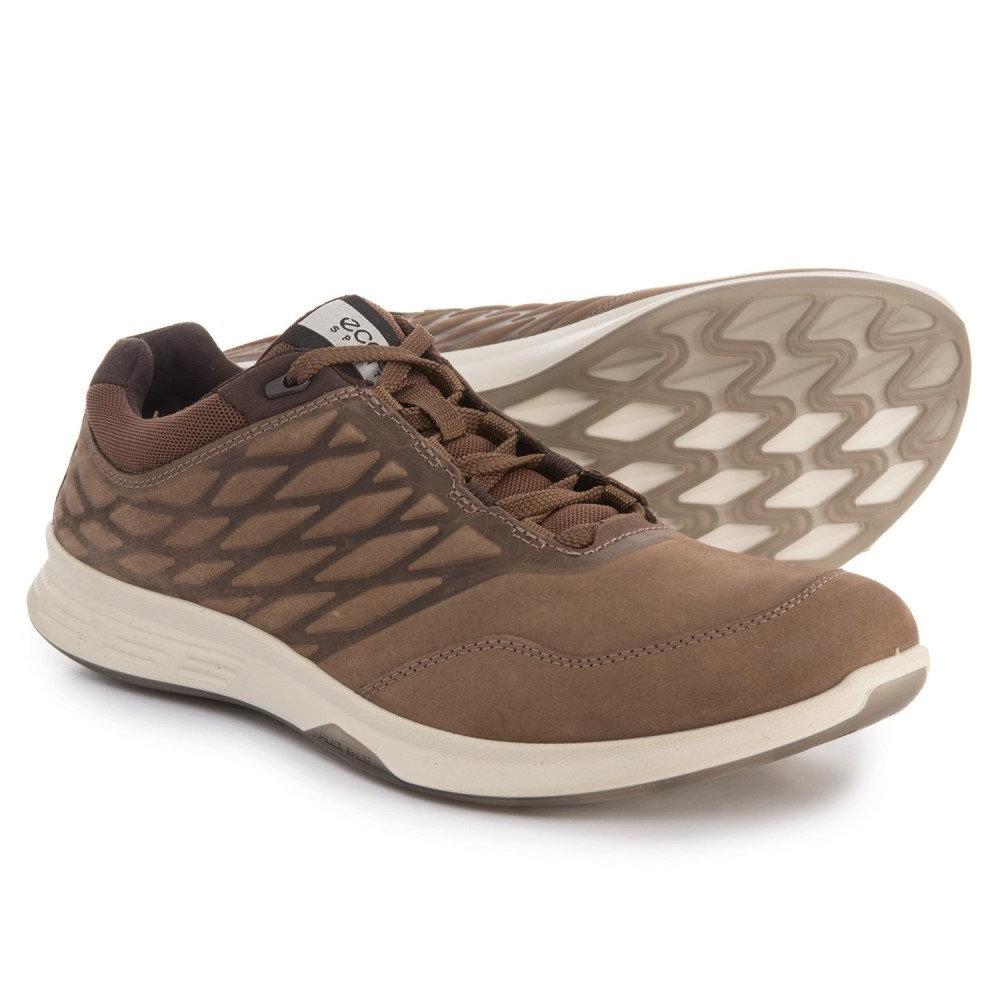 エコー ECCO メンズ フィットネス・トレーニング シューズ・靴【Exceed Trainer Training Shoes】Birch Yabuck Yak