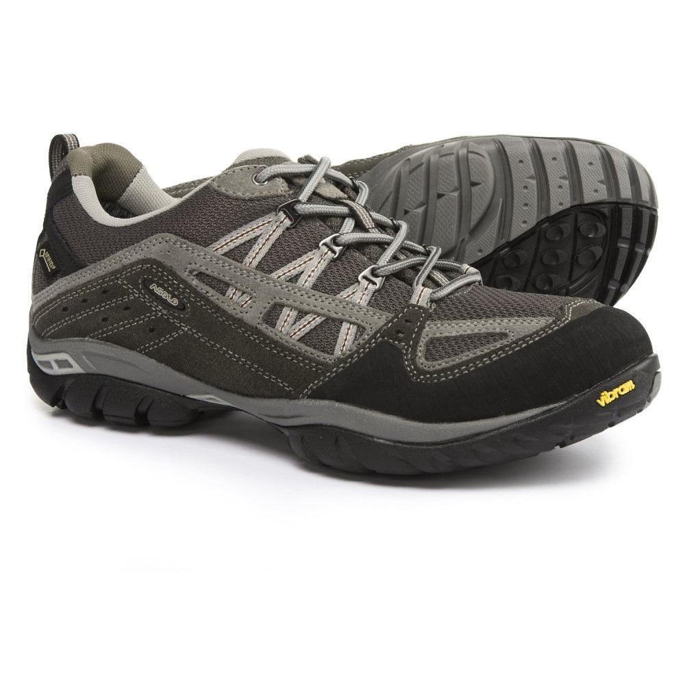 アゾロ Asolo メンズ ハイキング・登山 シューズ・靴【Plasmic GV Gore-Tex Hiking Shoes - Waterproof】Cendre/Anthracite
