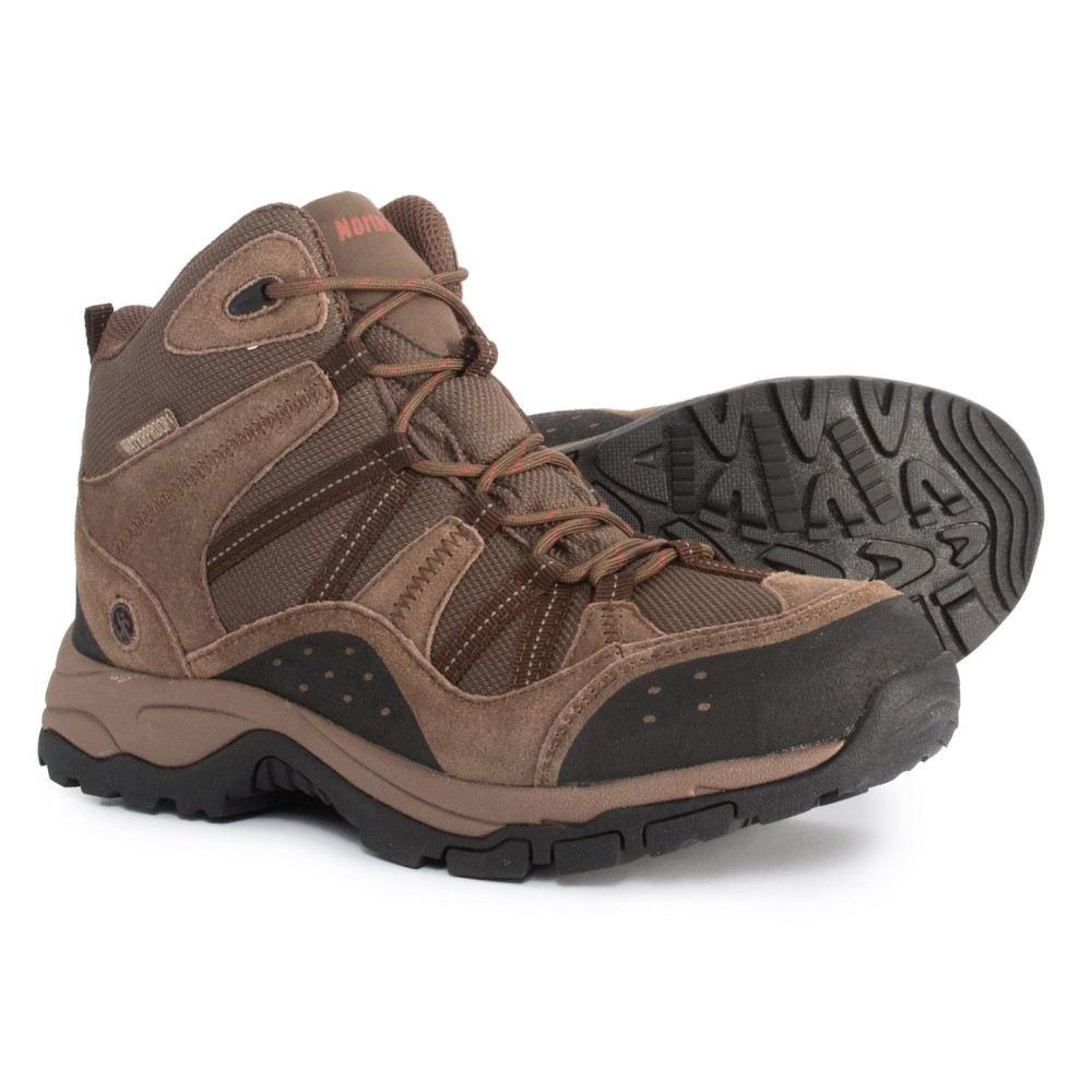 ノースサイド Northside メンズ ハイキング・登山 シューズ・靴【Freemont Hiking Boots - Waterproof】Bark
