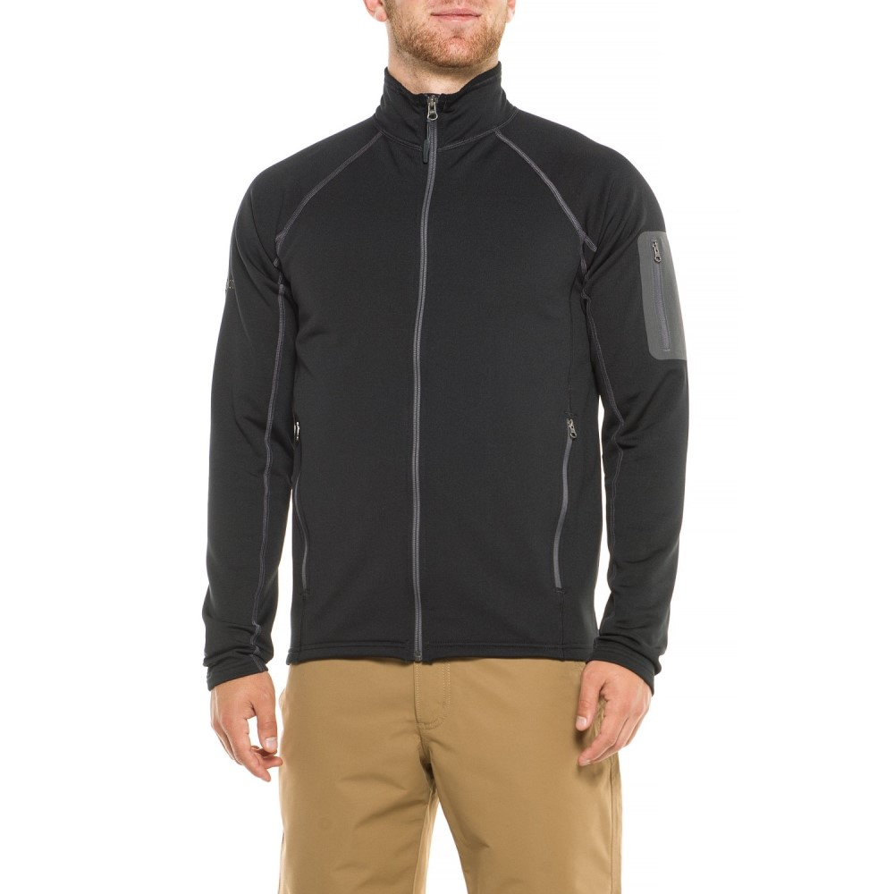 マーモット Marmot メンズ トップス フリース【Stretch Fleece Jacket】New Black
