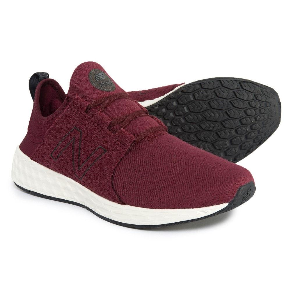 ニューバランス New Balance メンズ ランニング・ウォーキング シューズ・靴【Fresh Foam Cruz Retro Hoodie Cross-Training Shoes】Oxblood
