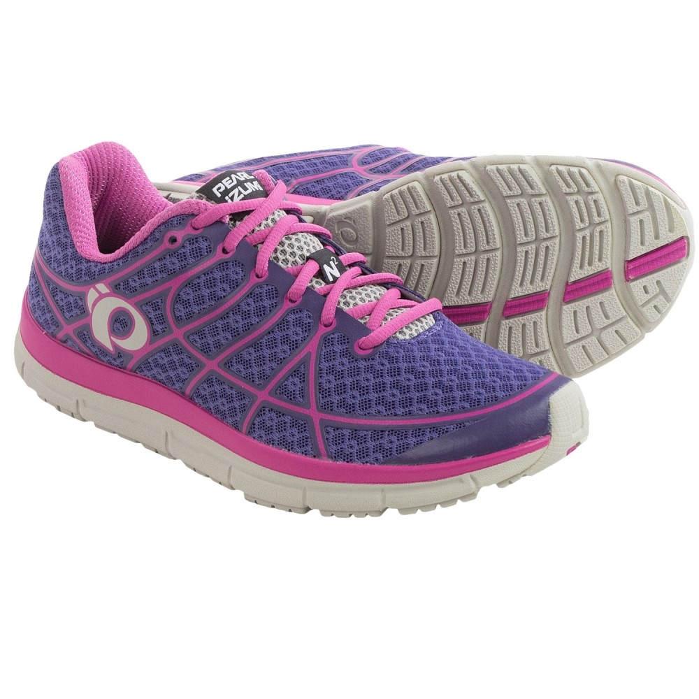 パールイズミ Pearl Izumi レディース ランニング・ウォーキング シューズ・靴【E:MOTION Road N2 v2 Running Shoes】Wisteria/Rose Violet