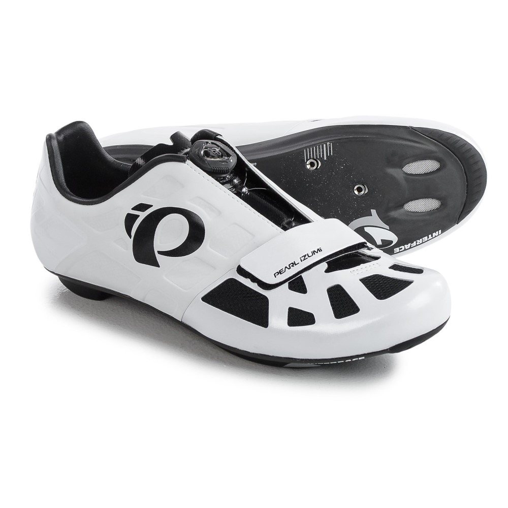 上等な パールイズミ Pearl Izumi レディース 自転車 シューズ 3-Hole】White/Black・靴 レディース【ELITE - Road IV Cycling Shoes - 3-Hole】White/Black, CABLECRAFT 音光堂:08de61a3 --- hortafacil.dominiotemporario.com