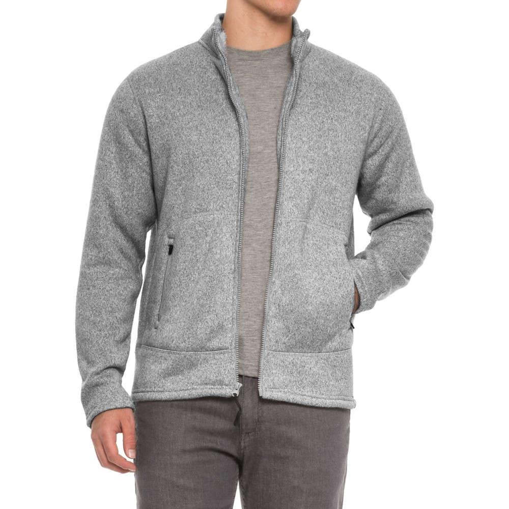コールマン Coleman メンズ トップス フリース【Fleece Bonded Full-Zip Sweater】Shale Heather