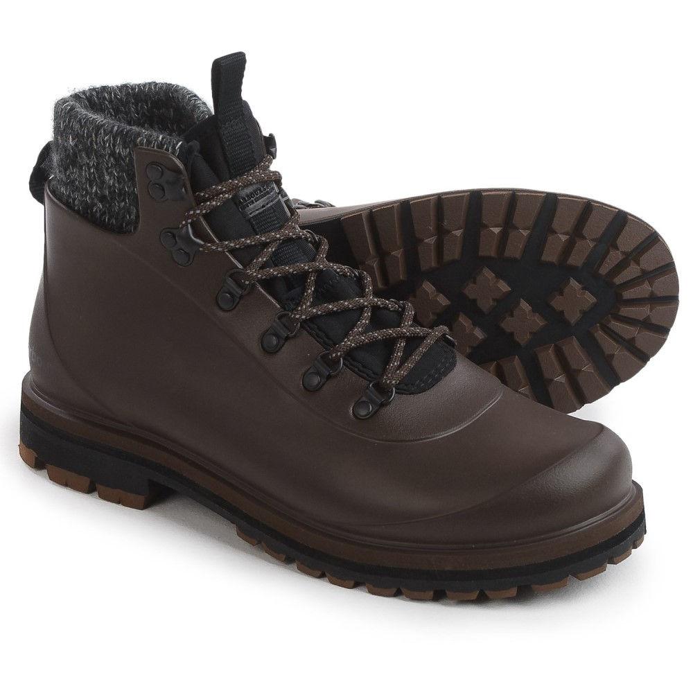 バーブァー Barbour メンズ ハイキング・登山 シューズ・靴【Zed Hiker Cold Weather Boots - Waterproof】Brown