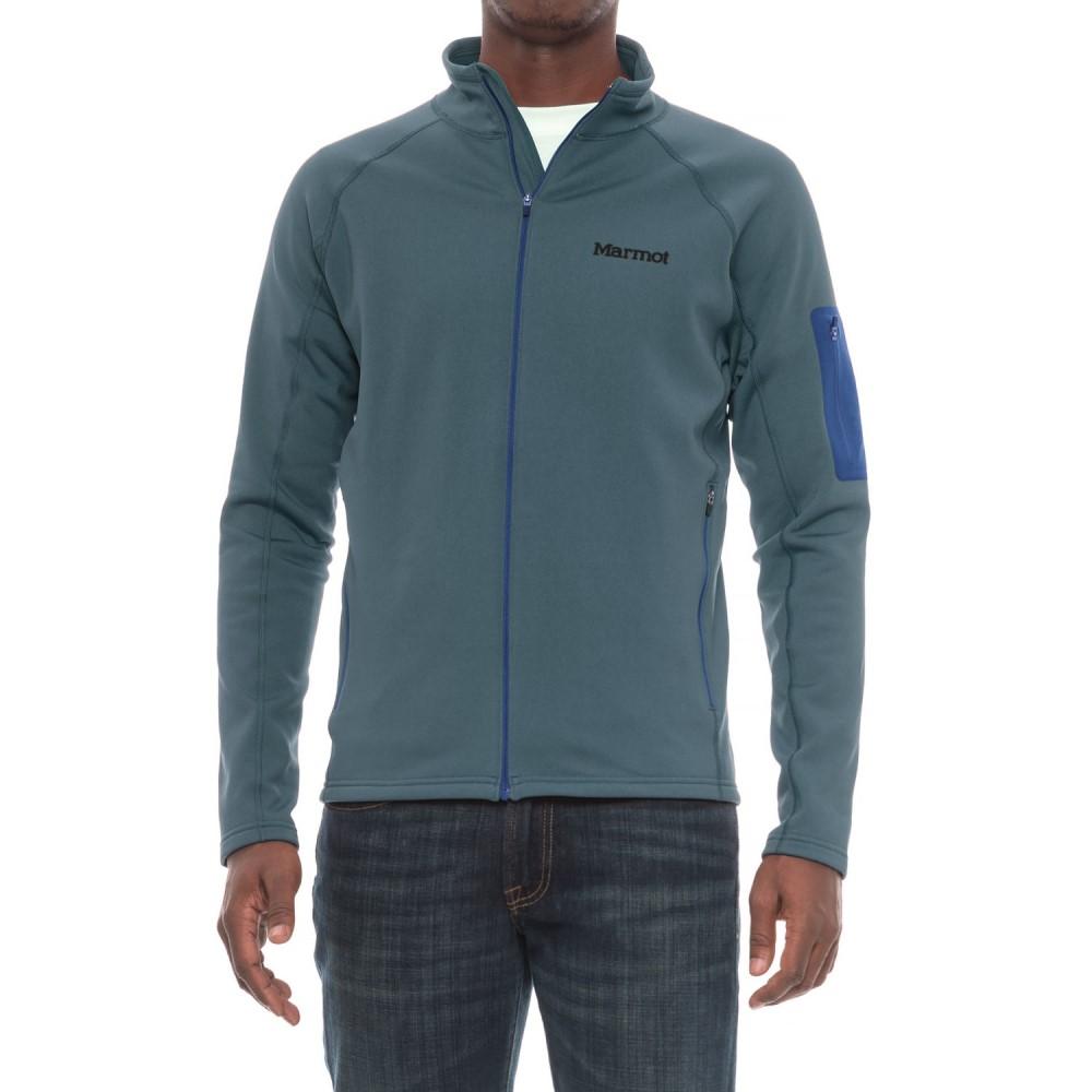 マーモット Marmot メンズ トップス フリース【Stretch Fleece Jacket】Storm Cloud