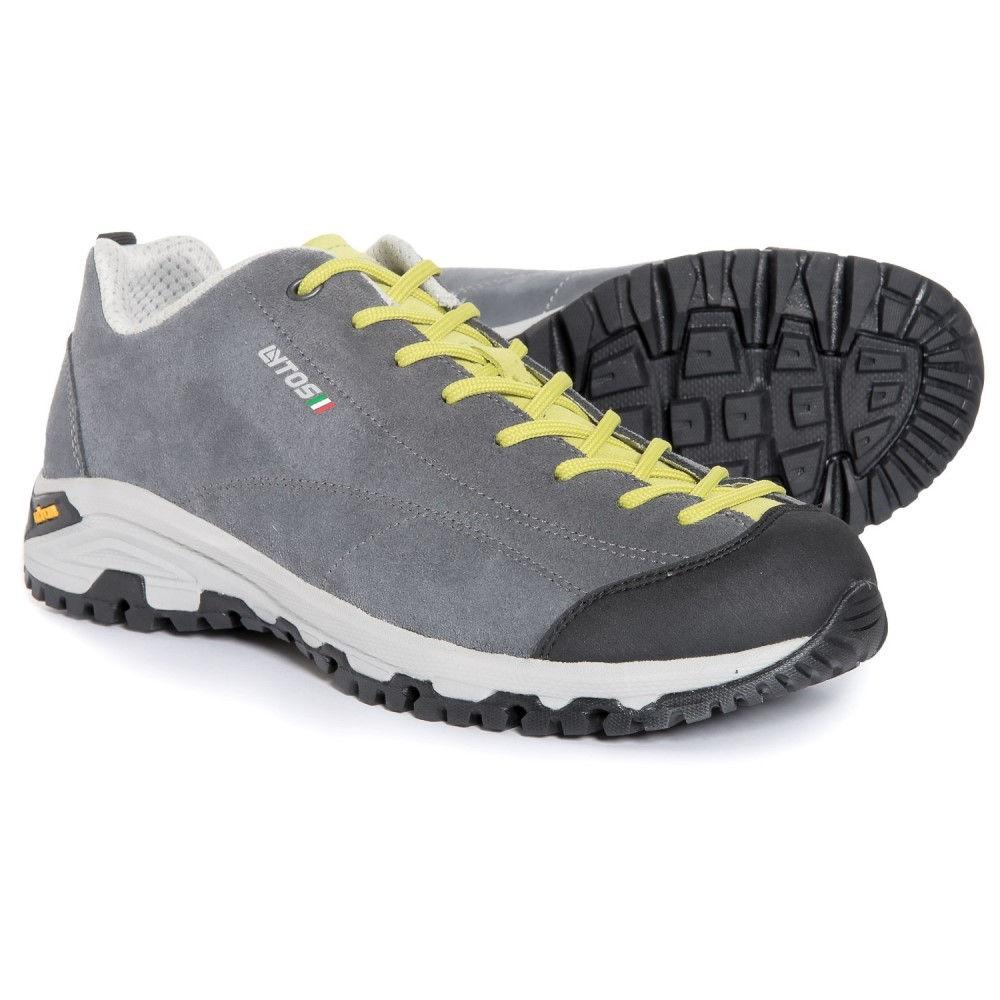 レイトス Lytos メンズ ハイキング・登山 シューズ・靴【Made in Europe Le Florians M16 Hiking Shoes - Suede】Brain/Herb