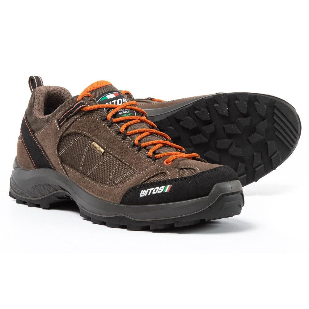 【在庫あり/即出荷可】 レイトス Lytos メンズ ハイキング Lytos・登山 - シューズ・靴【Made Shoes in Europe Cosmic Jab Wave 13 Hiking Shoes - Waterproof】Caribou/Orange, 塩谷町:46819e1b --- hortafacil.dominiotemporario.com