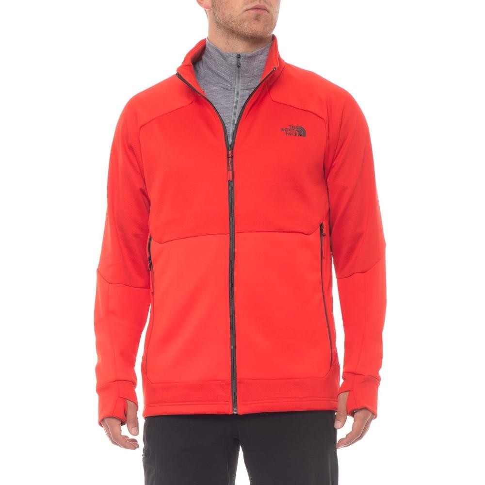ザ ノースフェイス The North Face メンズ トップス フリース【Croda Rossa Fleece Jacket】Centennial Red