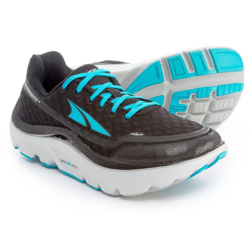 アルトラ Altra レディース ランニング・ウォーキング シューズ・靴【Paradigm 1.5 Running Shoes】Black