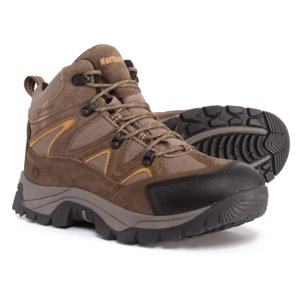 ノースサイド Northside メンズ ハイキング・登山 シューズ・靴【Snohomish Hiking Boots - Waterproof】Tan/Dark Honey