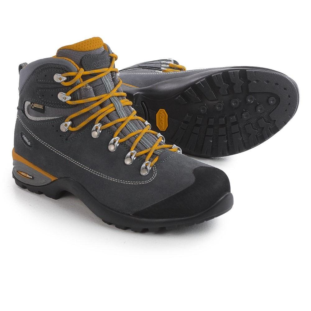 史上一番安い アゾロ Asolo レディース ハイキング・登山 シューズ GV・靴 アゾロ レディース【Tacoma GV Gore-Tex Hiking Boots - Waterproof】Shark, 熊本椎茸:1ce07ea1 --- construart30.dominiotemporario.com