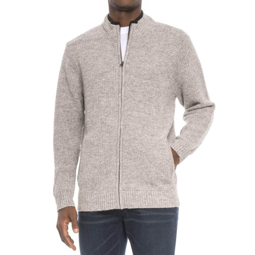 ペンドルトン Pendleton メンズ トップス カーディガン【Shetland Wool Cardigan Sweater】Grey Heather