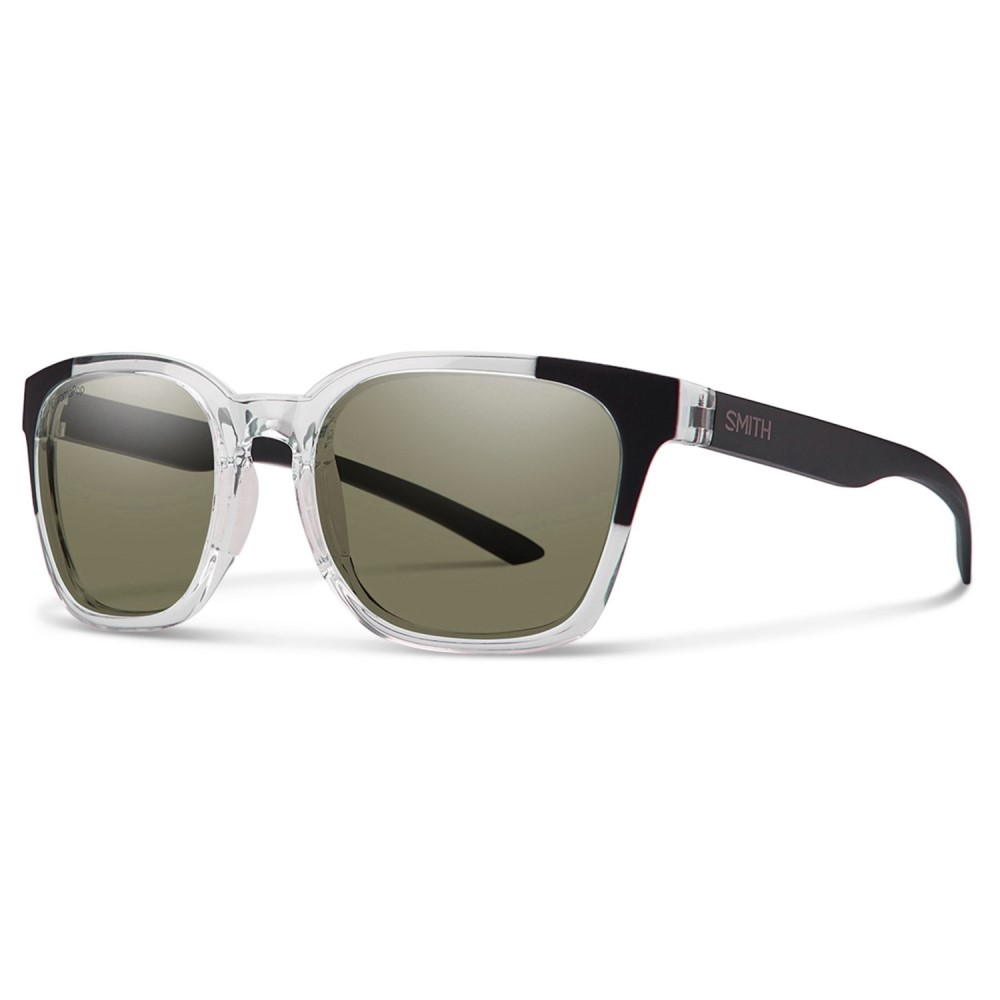スミス オプティクス Smith Optics レディース メガネ・サングラス【Founder Sunglasses - Polarized ChromaPop Lenses】Crystal Black Block/Gray Green, かぐれ:ce67e142 --- kasumin.jp