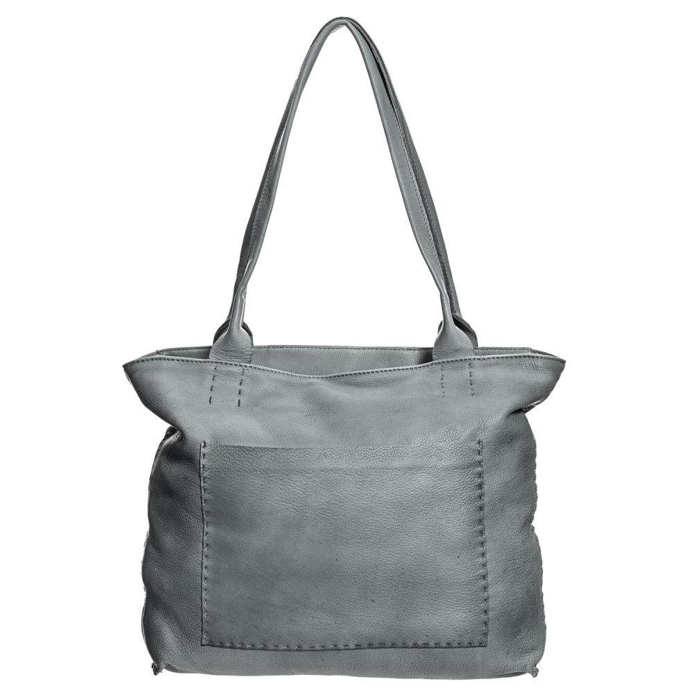 ラチコ Latico レディース バッグ トートバッグ【Sonia Tote Bag - Leather】Washed Black