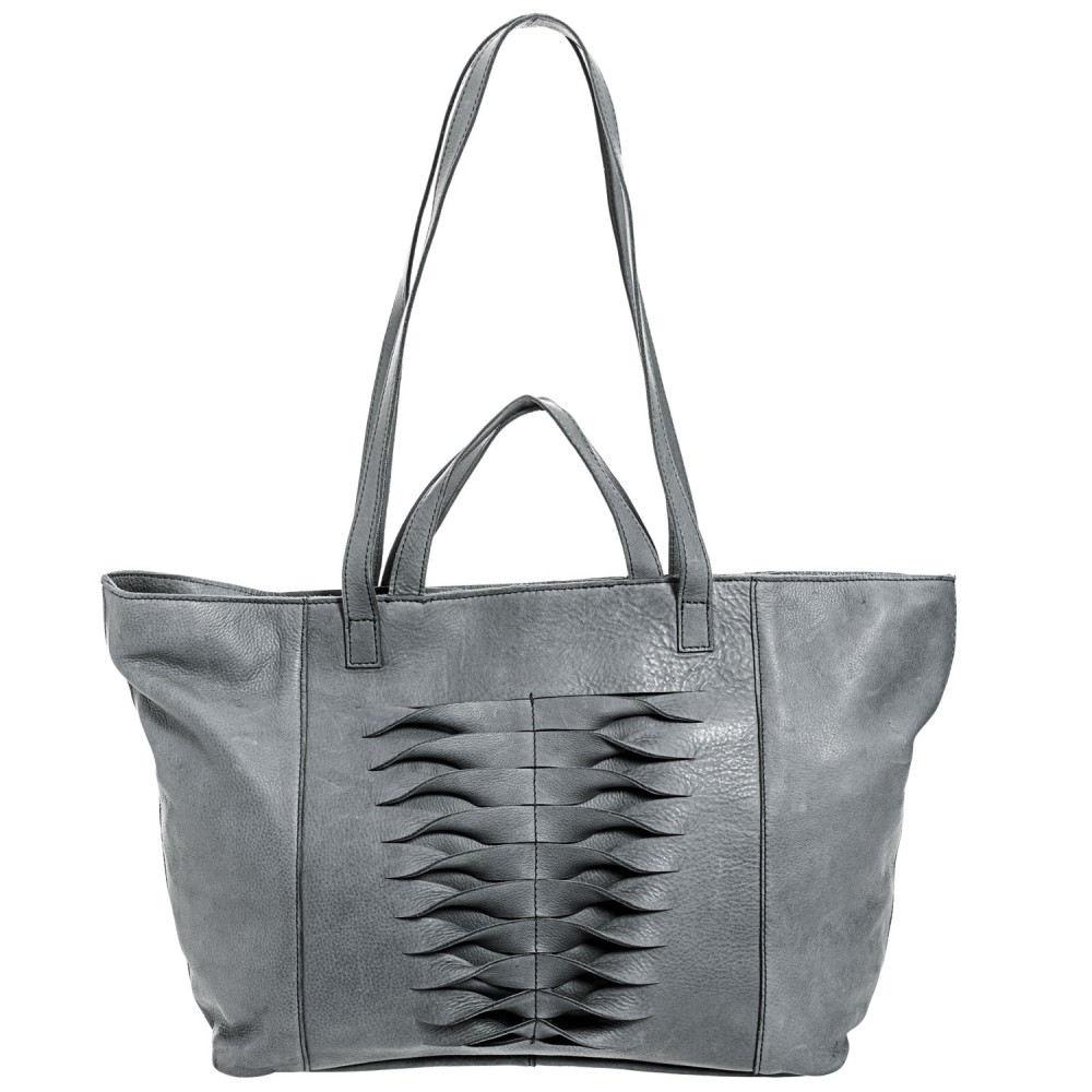 ラチコ Latico レディース バッグ トートバッグ【Hawkin Tote Bag - Leather】Washed Black