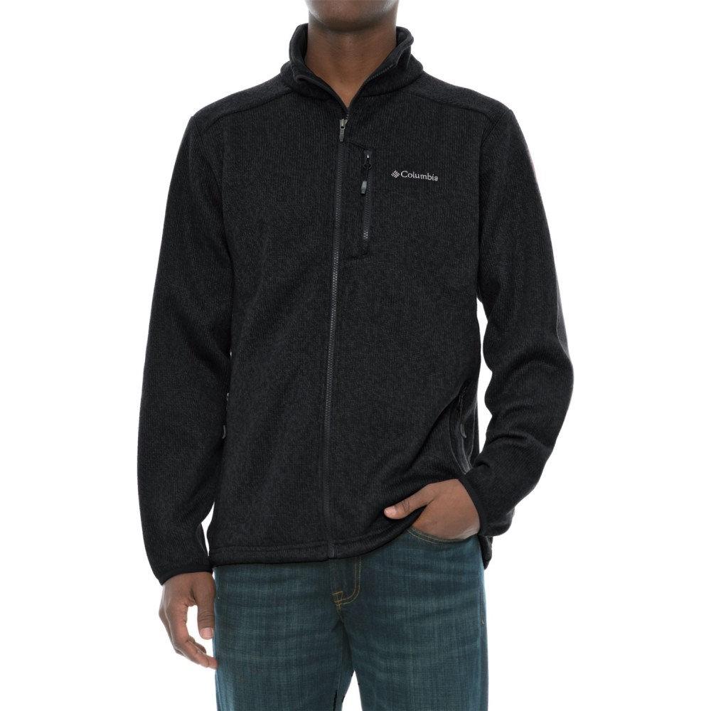 コロンビア Columbia Sportswear メンズ トップス フリース【Rebel Ravine Omni-Wick Fleece Jacket】Black
