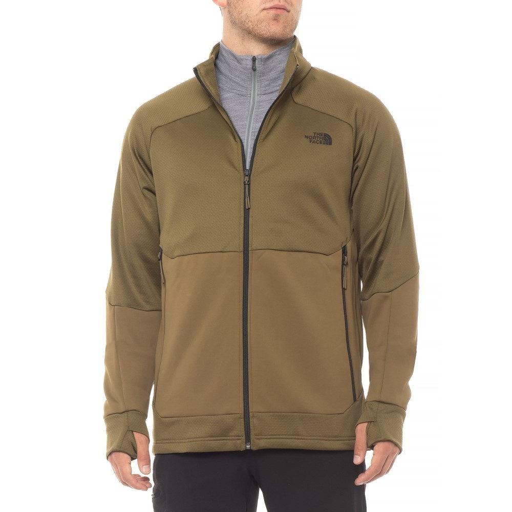 ザ ノースフェイス The North Face メンズ トップス フリース【Croda Rossa Fleece Jacket】Military Olive