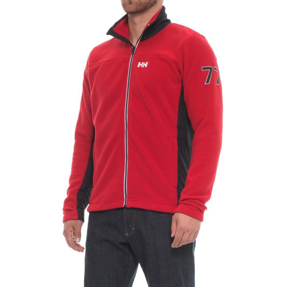 ヘリーハンセン Helly Hansen メンズ トップス フリース【Coastal Polartec Fleece Jacket】Red