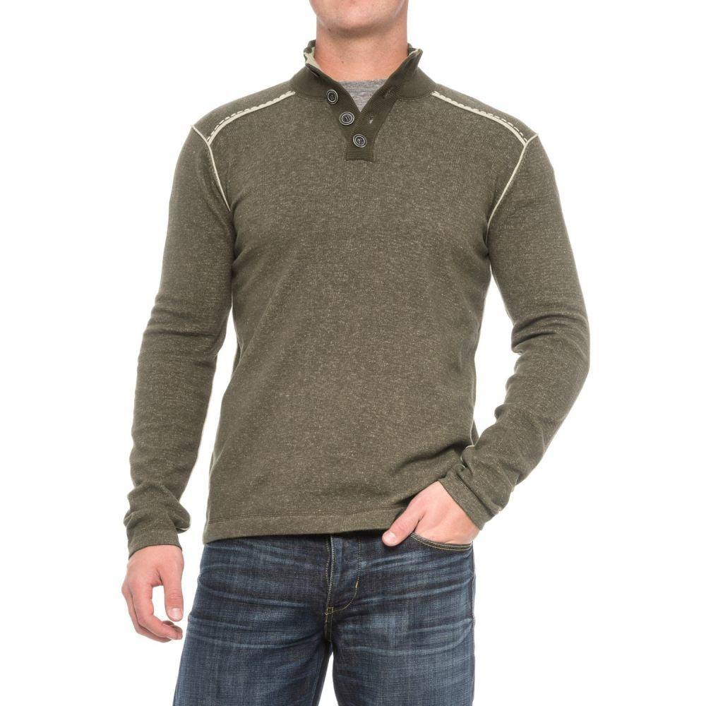 エコス Ecoths メンズ トップス ニット・セーター【Maddox Sweater - Organic Cotton】Tarmac