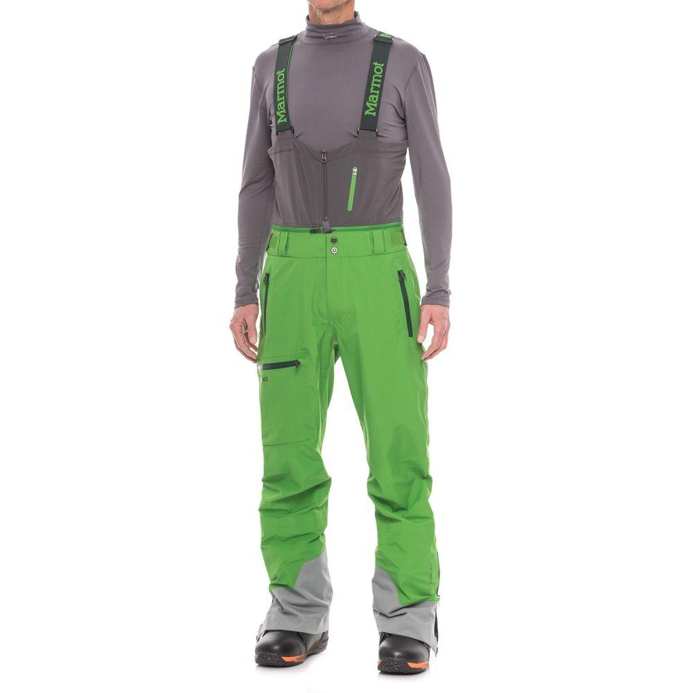 マーモット Marmot メンズ スキー・スノーボード ボトムス・パンツ【La Meije Gore-Tex Ski Pants - Waterproof】Lucky Green