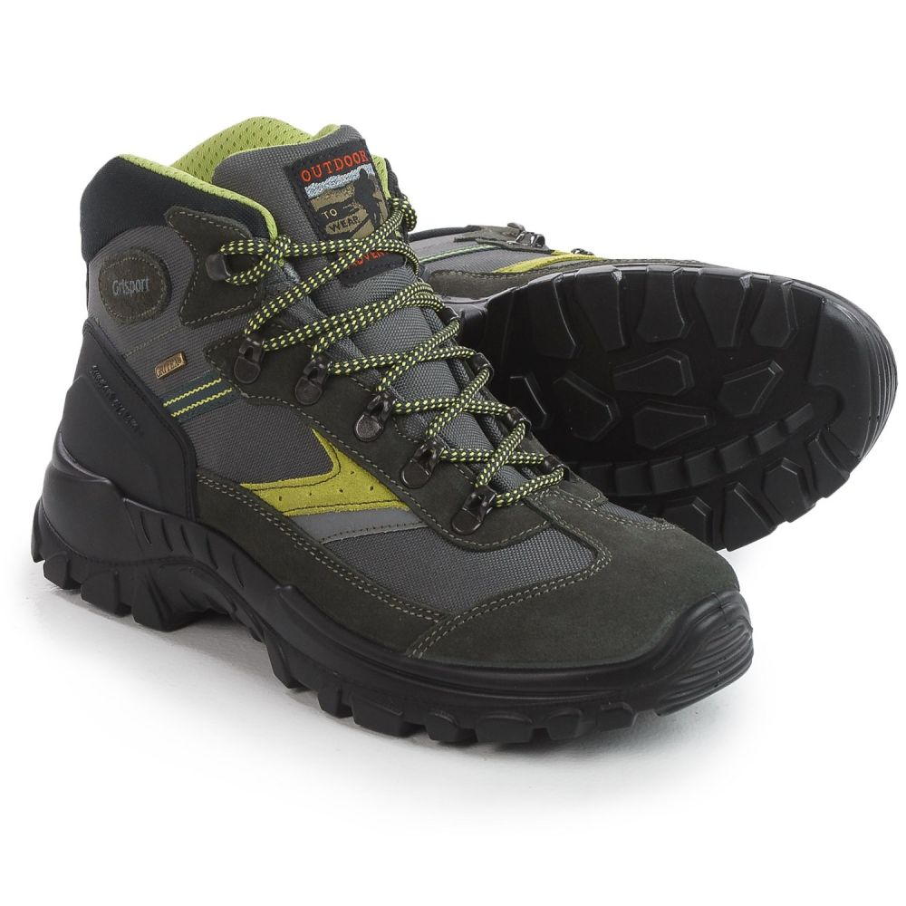 【新品本物】 グリスポーツ Grisport メンズ Hiking ハイキング メンズ・登山 シューズ・靴【Nassfeld Grisport Hiking Boots - Waterproof】Grey, takafuku 1915:49b61c66 --- canoncity.azurewebsites.net