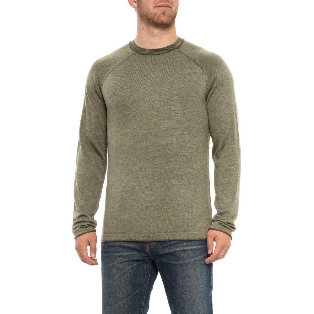 エコス Ecoths メンズ トップス ニット・セーター【Charlie Sweater - Merino Wool】Gravel
