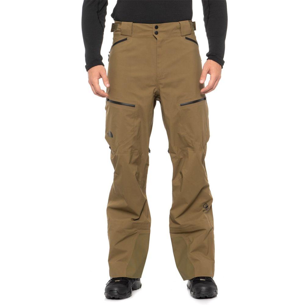 ザ ノースフェイス The North Face メンズ スキー・スノーボード ボトムス・パンツ【Purist Gore-Tex Ski Pants - Waterproof】Military Olive