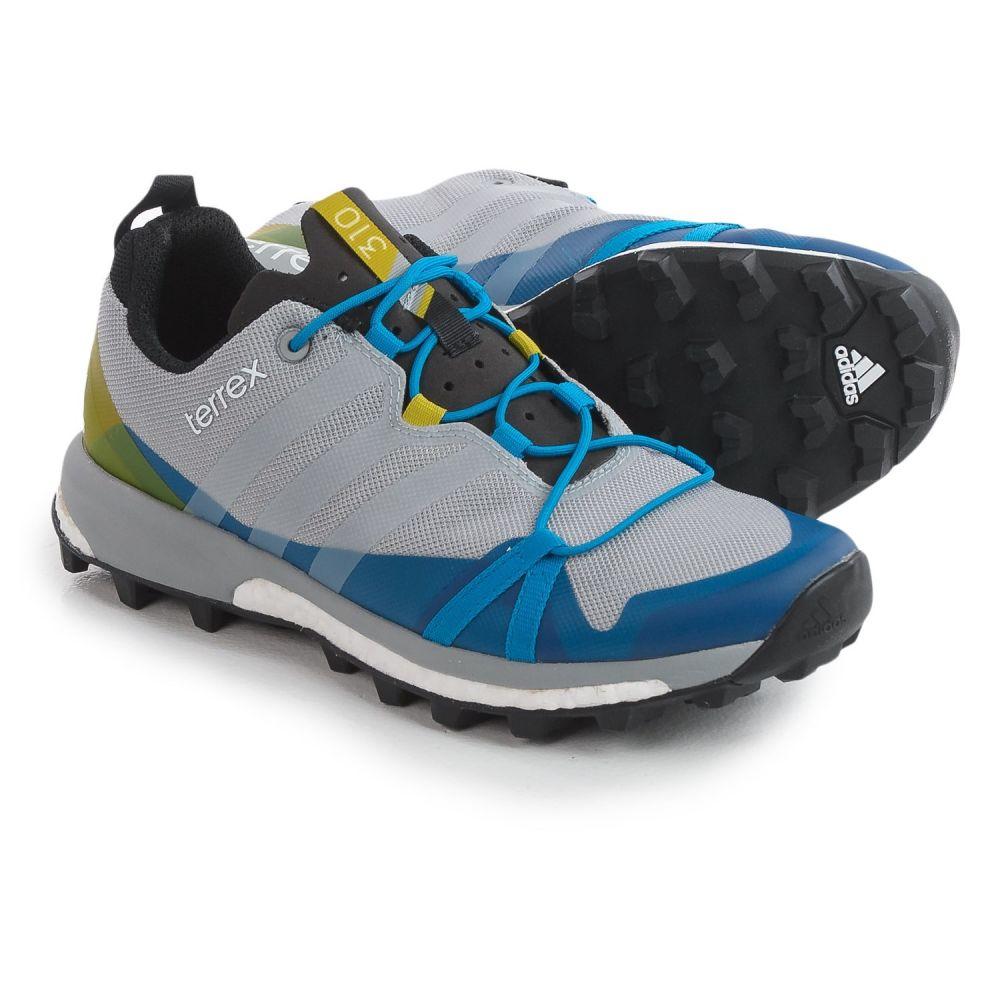 アディダス adidas メンズ ランニング・ウォーキング シューズ・靴【Terrex Agravic Trail Running Shoes】Mid Grey/White/Clear Onix